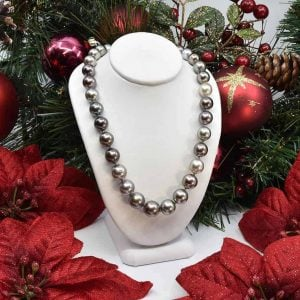 Tahitian Pearl Necklace $4,000