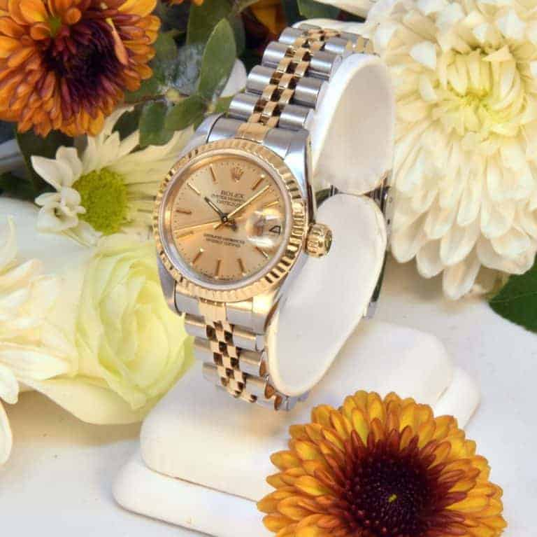 Ladies Rolex Watch