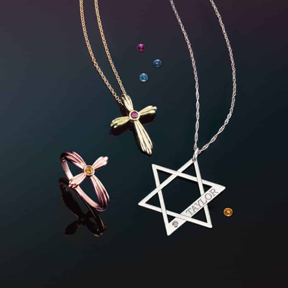 Religious Necklaces and Rings