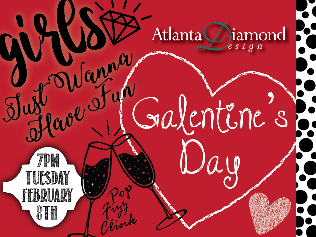 Galentines Day Ladies Night