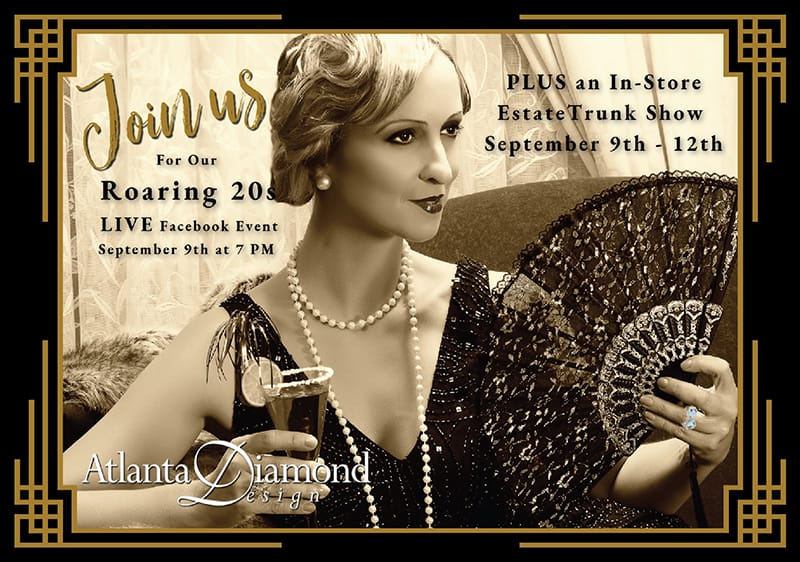 Roaring 20's Antique Estate Jewelry Event