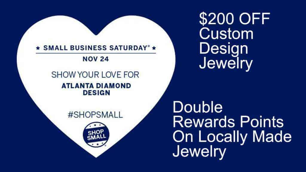 Small Business Saturday November 24th